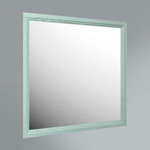 PR.mi.80\GR   Панель с зеркалом Provence, 80 см зеленый
