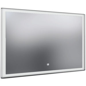 Mi.120 | Панель с зеркалом (LED) 120x80 см