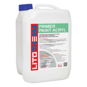 LITOTHERM PRIMER Paint Acryl